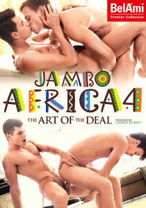 Jambo Africa 4: The Art of the Deal DVD (S)