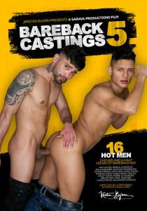 Bareback Castings 5 DVD