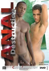 Anal Destruction DVD (S)