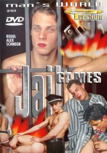 Jail Games DVDR (NC)
