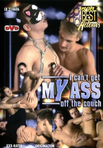 I Cant Get My Ass Off The Couch DVD (NC)
