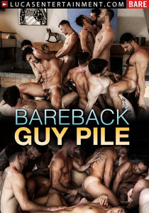 Bareback Guy Pile DVD