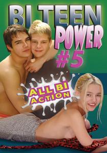 Bi Teen Power 5 DVDR (NC)