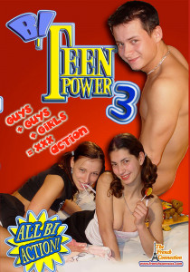 Bi Teen Power 3 DVDR (NC)