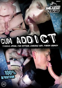 Cum Addict DVD (Sneaker Stories)