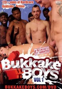 Bukkake Boys 1 DVD
