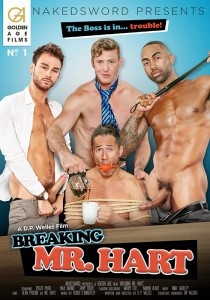 Breaking Mr. Hart DVD (S)