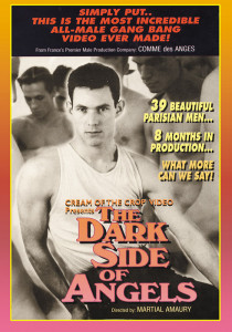 The Dark Side of Angels DVDR (NC)