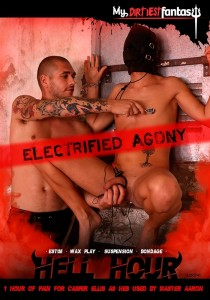 Hell Hour: Electrified Agony DVDR