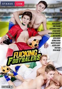 Fucking Footballers DVD