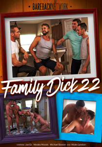 Family Dick 22 DVD