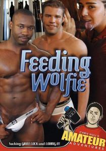 Feeding Wolfie DVD (NC)