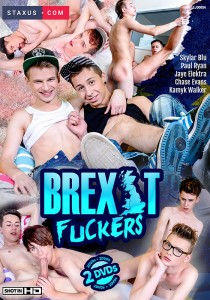 Brexit Fuckers DVD (NC)