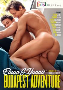 Eluan & Yannis' Budapest Adventure DVD
