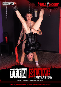 Hell Hour: Teen Slave Initiation DVDR