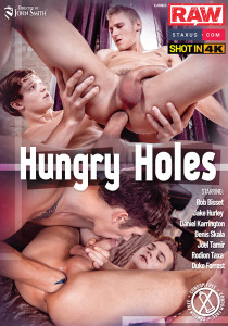 Hungry Holes DVD
