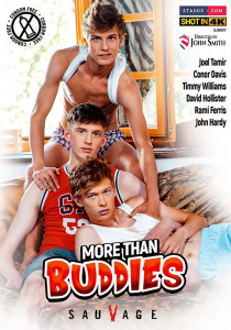 More Than Buddies DVD