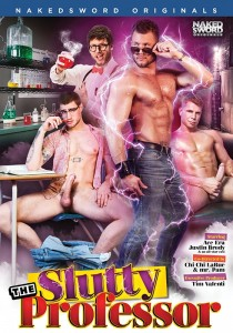 The Slutty Professor DVD (S)