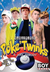 Poke Twinks DVDR (NC)